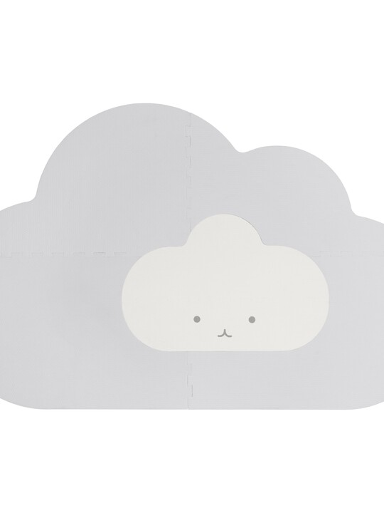 Quut Playmat Cloud Small Pearl Grey image number 1