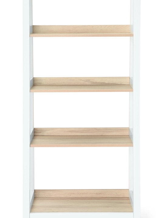Lawson Bookcase - Natural/White image number 6