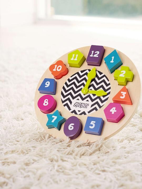 Babyplay  -  Teaching Clock image number 4
