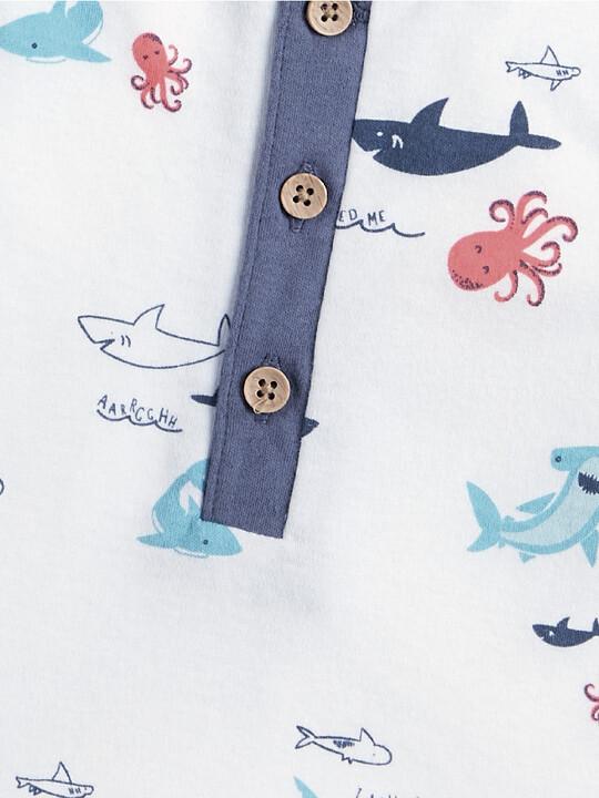 Vest Top - Sea Creatures image number 3