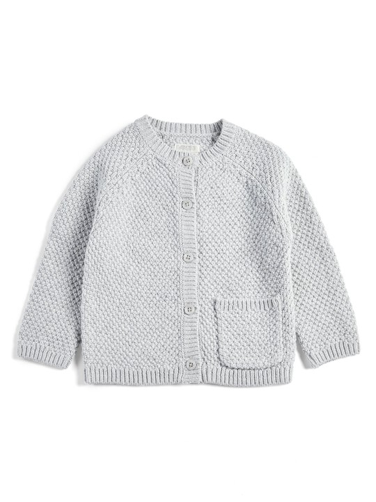 Knitted Cardigan image number 1