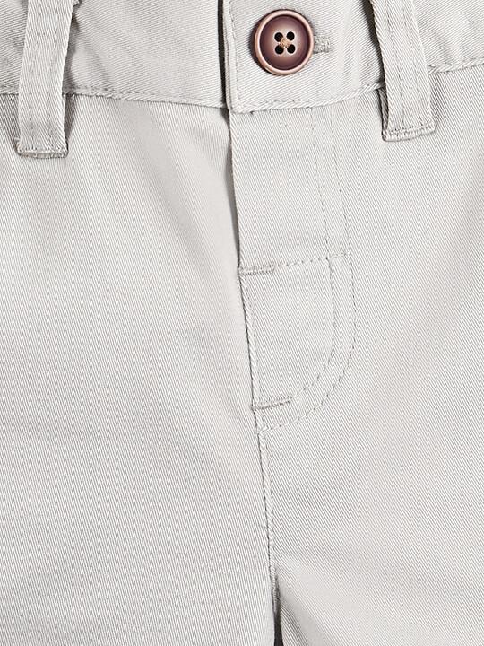 Tan Chino Shorts image number 3