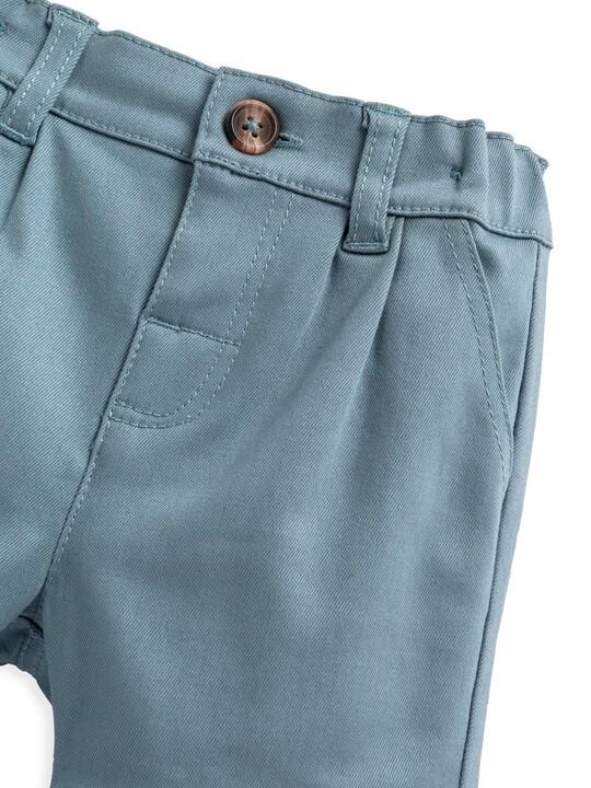 Navy Chino Shorts image number 6
