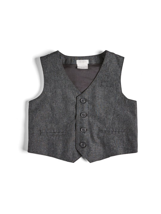 4 Piece Suit Set Grey image number 5