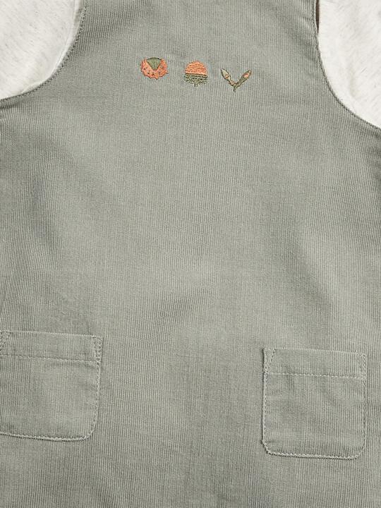 T-Shirt & Dungarees - 2 Piece Set image number 5