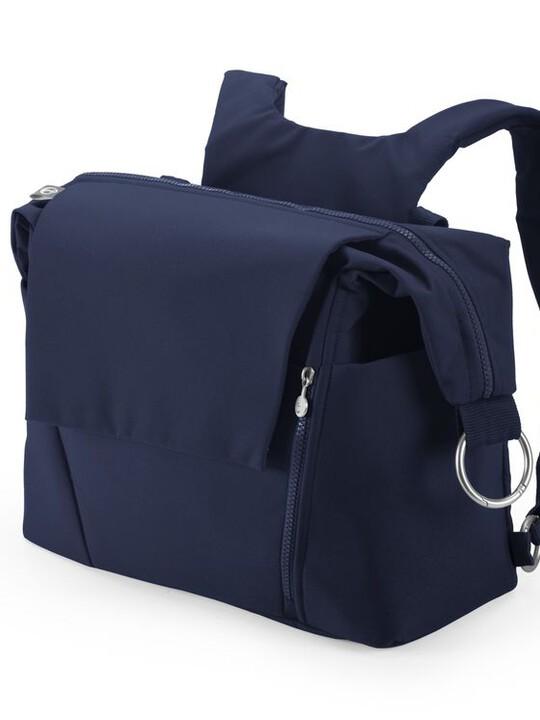 XPLORY Changing Bag Deep Blue image number 3