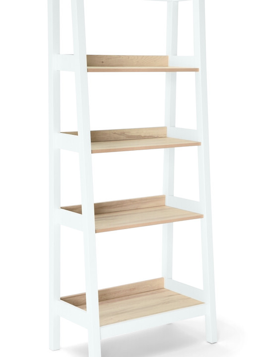 Lawson Bookcase - Natural/White image number 4