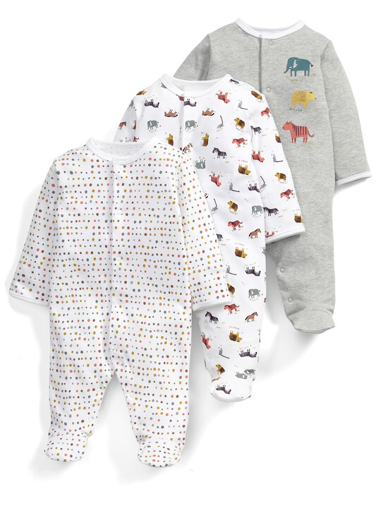 Animal All-in-Ones (Set of 3) image number 1